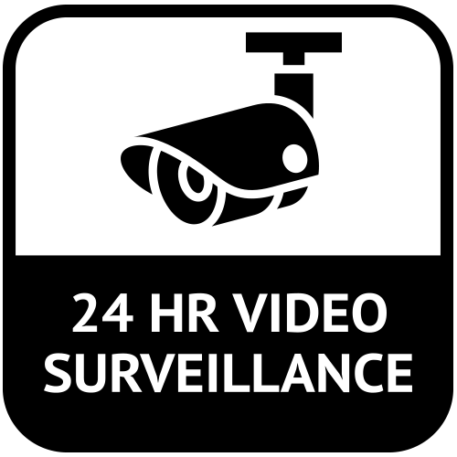 24 Hour Video Surveillance Installation