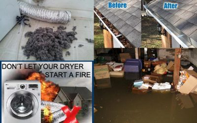 Have Your Dryer Ducts & Gutters Maintained By greensite!
