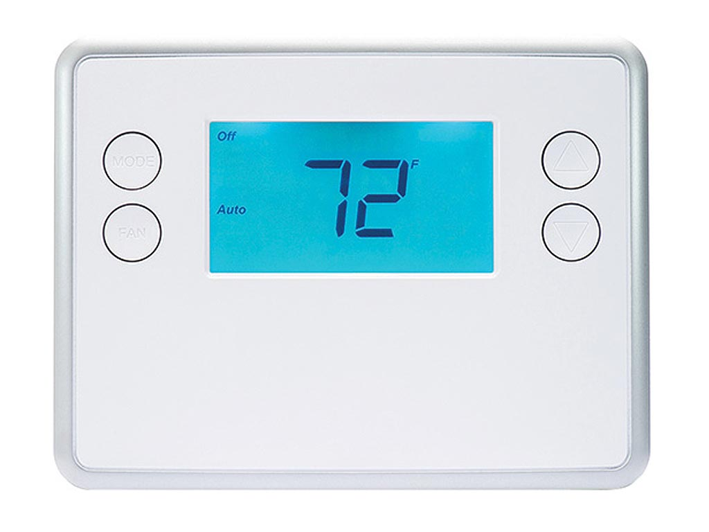 Go Control Z-Wave Thermostat Installation