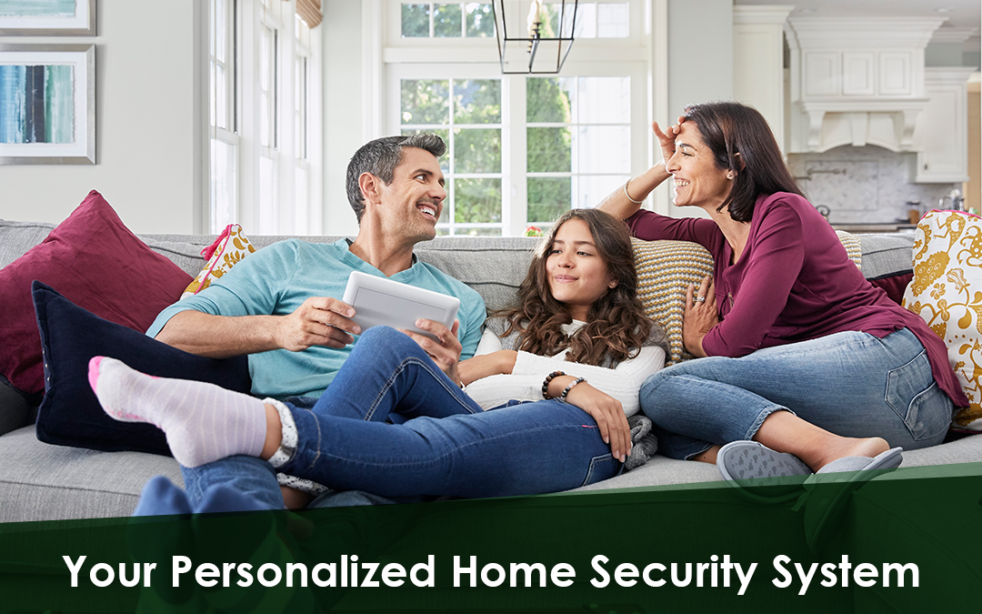 The Ultimate Security Blanket for Your Home