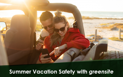 Summer Vacation Safety