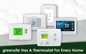 greensite thermostats