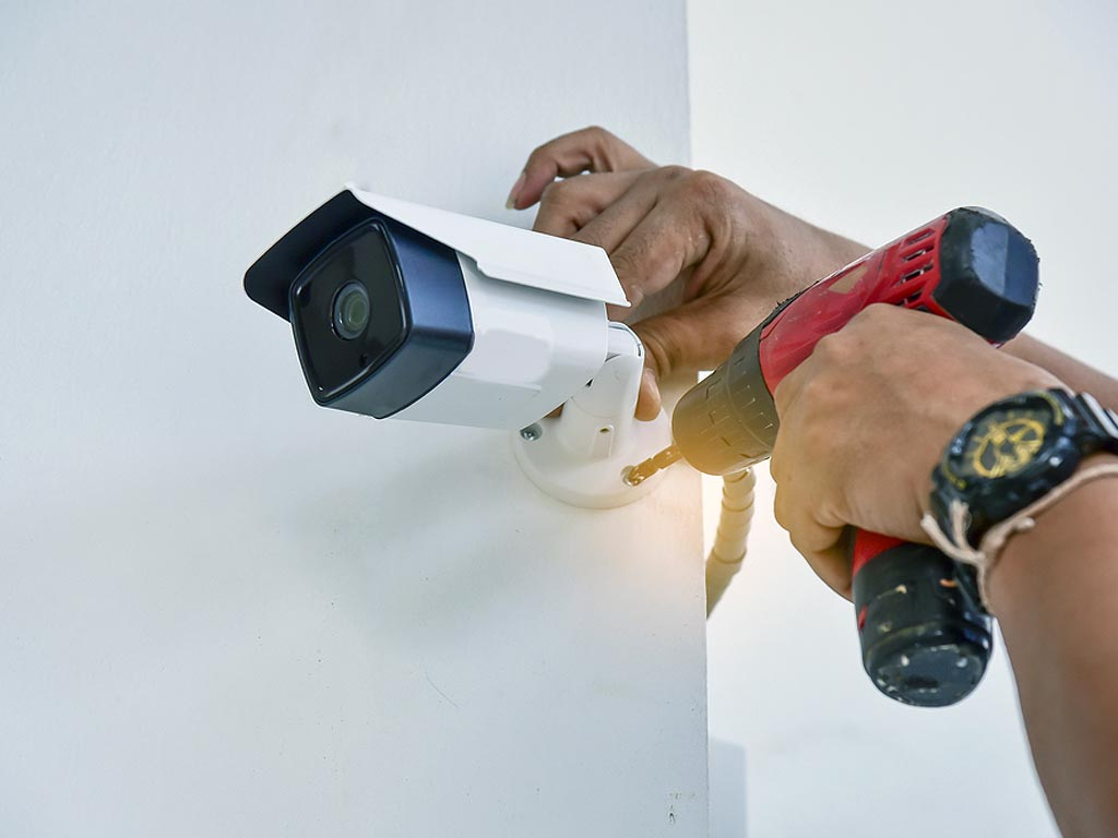 Home Security Camera Installers Near Me