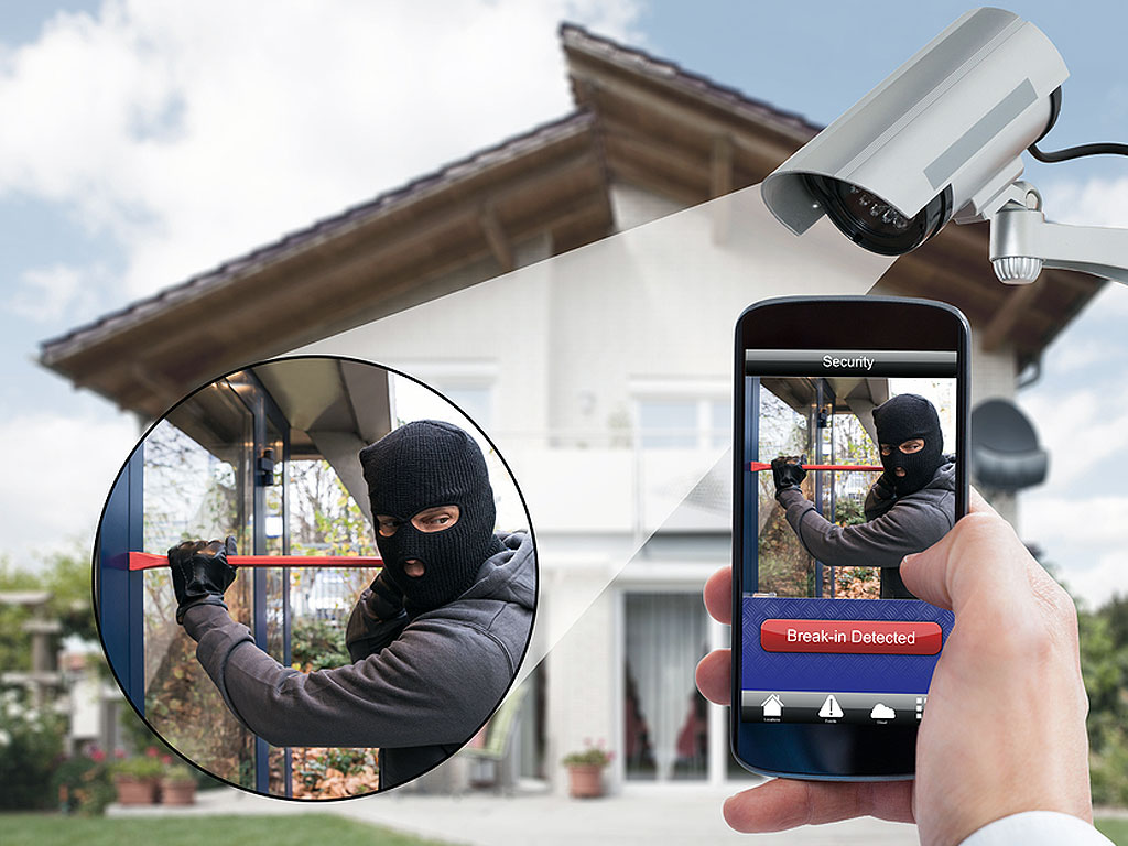 Home Security Cameras Long Island Prevent Breakins