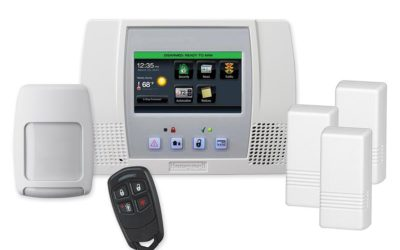 Three Key Benefits of the Honeywell Lynx Touch Home Security System