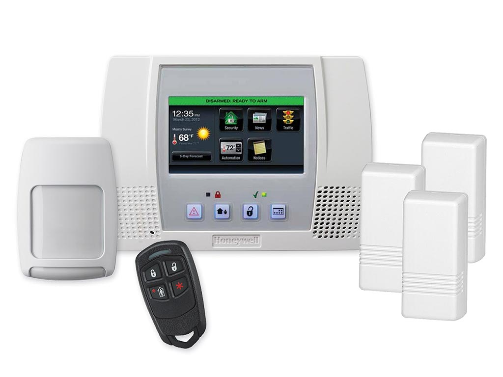 Honeywell Lynx Touch Package