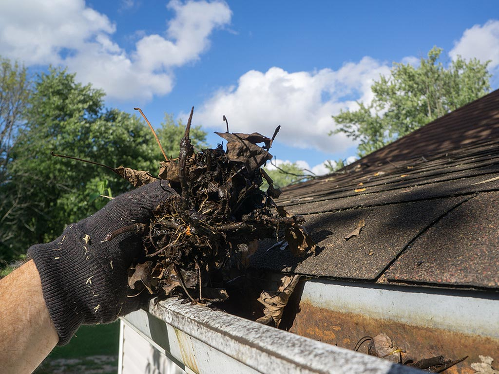 Long Island Gutter Cleaning Prevent Roof Leaks