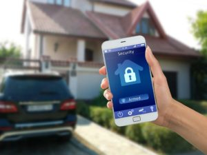 Long Island Home Security Remote Connect