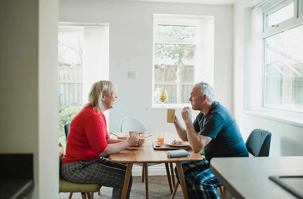 How to Help Seniors Age in Place Using Home Automation Technologies