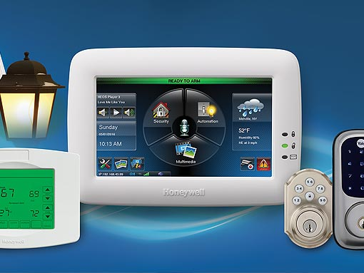 Services Honeywell Tuxedo Touch Installation