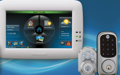 Exploring the Honeywell Tuxedo Touch Features